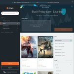 [PC] [Origin] Black Friday Sale up to 75% off