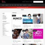 Westfield  Fashion weekend -Most Fashion Stores 20% Off Storewide