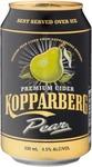 Kopparberg Pear Cider Can 330ml - 10 Pack $17.90, 20 Pack $35.80 @ Dan Murphy's