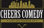 Cheers Comedy - $10/Ticket (50% off) + $1.44 Fee - Wednesday May 3rd [Sydney]