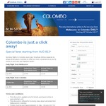 Non-Stop Flights Melbourne to Colombo, Sri Lanka Return from $766, (from October 30) Via Srilankan Airlines