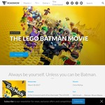 Win 1 of 10 LEGO Batman Movie Prize Packs Worth $149.98 from Roadshow Entertainment