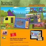 [iOS, Android, Mac, Windows, Windows Phone] Kids Mosaic Art Puzzle Game FREE (Normally $2.99) from Escape Publishing