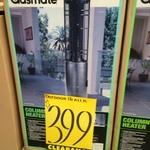 Gasmate Column Outdoor Heater $399 (RRP $699) @ Bunnings Warehouse