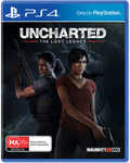 Uncharted: The Lost Legacy PS4 $42 @ BigW
