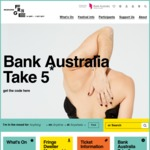 Melbourne Fringe Festival - $5 off Full Priced Show Tickets