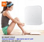 Xiaomi Mi Smart Weight Scale $48/ $39 Incl Shipping @ Gearbite eBay