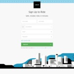 Uber - $20 Off First Ride