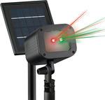 Arlec Solar Laser Light Show Projector $49 @ Bunnings