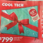 "Bauhn 65"" Ultra HD LED 4K TV $799.00, Xbox One S 500GB + Forza Horizon 3 + Hot Wheels $289 @ ALDI"