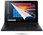 Chuwi Hi10 Plus 64GB Intel Cherry Trail X5 Z8350 10.8 Inch Dual OS Tablet with Keyboard $148.99 ~AU $199.93 @Banggood