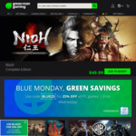 25% off All PC Games @ GreenManGaming
