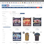 10% off AFL Store (Includes Sale Items, Minimum $20 Spend) eg Collingwood Home Guernsey $38 + Delivery