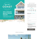 Win a $30,000+ Luxury Beach House Escape from Gold Coast Tourism Corporation
