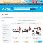DJI Mavic Air - $1059 @ DWI Digital Cameras (HK)