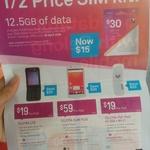Telstra $30 Starter Kit for $15 (2.5GB Data + 10GB Data on First Recharge) @ Australia Post