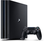 PS4 Pro 1TB Black + Bonus Dual Shock Controller $499.00 with Free Delivery @ Sony