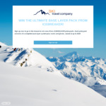 Win 1 of 2 Icebreaker Prize Packs Worth $400 from Ski Travel Company