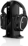 Sennheiser RS 165 Digital Wireless TV Headphones $191.32 + 2000 Points Qantas Store Delivered and More