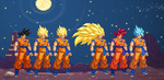 (Android) $0 FREE Warriors Super: Saiyan (Was $0.99) @ Google Play