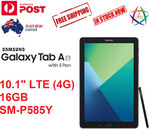 """Samsung Galaxy Tab A6 with S Pen 10.1"""" 4G Wi-Fi LTE 16GB SM-P585Y for $397.10 (Was $549) Free Shipping @ AHZ Technology on eBay"""