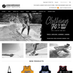 [QLD] Clothing 70% off RRP @ Sidways Surf Outlets