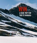 Win a Wanaka Getaway for 2 Worth $10,000 from Canon
