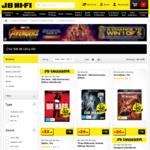 4K UHD Blu-Ray Titles - Purchase 2 for $40 @ JB Hi-Fi