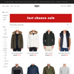 Mossimo Sale - Jackets, Hoodies, Tees + Additional 30% off @ Mossimo