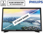 "Philips 22"" Full HD TV $149 