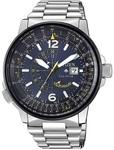 Citizen Eco-Drive Promaster Nighthawk Blue Angels Editions: Steel Bracelet $339, Leather Strap $299 Express Shipped @ Starbuy