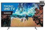 """Samsung 75"""" UA75NU8000W Series 8 Premium 4K TV $3336 ($2836 After Samsung $500 Cashback) Pick up or  + Delivery @ VideoPro eBay"""