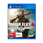 [PS4] Sniper Elite 4 $20 + $9 Delivery (or Free C&C) @ Target