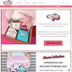 Moxie Box Club Beauty/Period Box $9.95 Delivered @ Moxie