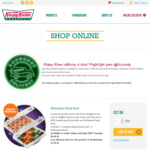 Free Delivery @ Krispy Kreme Online (Ends 3pm AEDST Today)