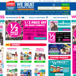 9% off Sitewide @ Chemist Warehouse