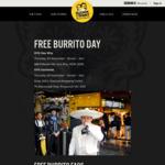 [NSW] Free Burrito Thursday (22/11) from 12PM-7PM @ Guzman y Gomez (Dee Why)