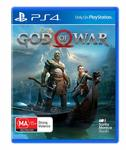 [PS4] God of War, Detroit Become Human $29.95 + Delivery (Free with Prime/ $49 Spend) @ Amazon AU