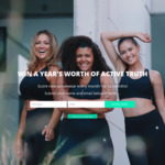 Win 12 Activewear Products Worth $1,000 from Active Truth