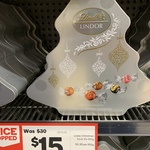 Lindt Balls in a Tin $15 for 455g ($3.30/100g) @ Woolworths