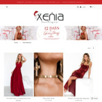 Free Shipping for Orders over $75 @ Xenia Boutique
