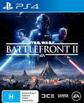 [PS4/XB1] Star Wars Battlefront II $9 + Delivery (Free with Prime/ $49 Spend) @ Amazon AU