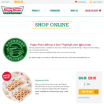 Free Next Day Delivery on All Orders @ Krispy Kreme
