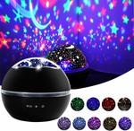 Star Night Light Projector for Kids $17.33/$17.99 (Was $28.89/$29.99) + Delivery (Prime/ $49 Spend) @ Cre-Heaven Amazon AU