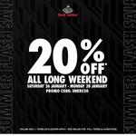 20% off Sitewide @ Foot Locker