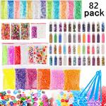 25% off Candygirl Slime Supplies Kit 82 Pack $17.99 + Delivery (Free with Prime/ $49 Spend) @ BB Amazon AU