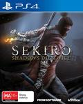 [PS4] Sekiro - Shadows Die Twice $65, [PS4, XB1] Tom Clancy's The Division 2 $65 @ Amazon AU & Big W
