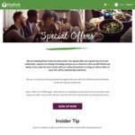 50% off Food and Set Menu When You Book on Thefork @ Fork.com.au