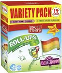 Roll Ups Variety 14 Pack $2.40 (Was $7.49) + Delivery (Free with Prime / $49 Spend) @ Amazon AU