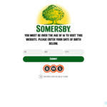 Somersby Cider (10 Pack) $15.00 + Free Pair of Happy Socks @ BWS